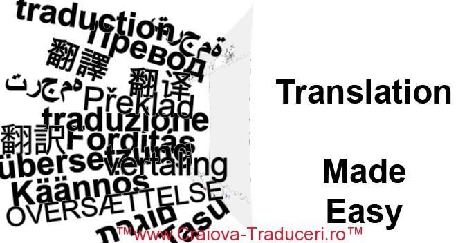 poza14 Servicii de traducere Craiova : EUROTRADUCERI