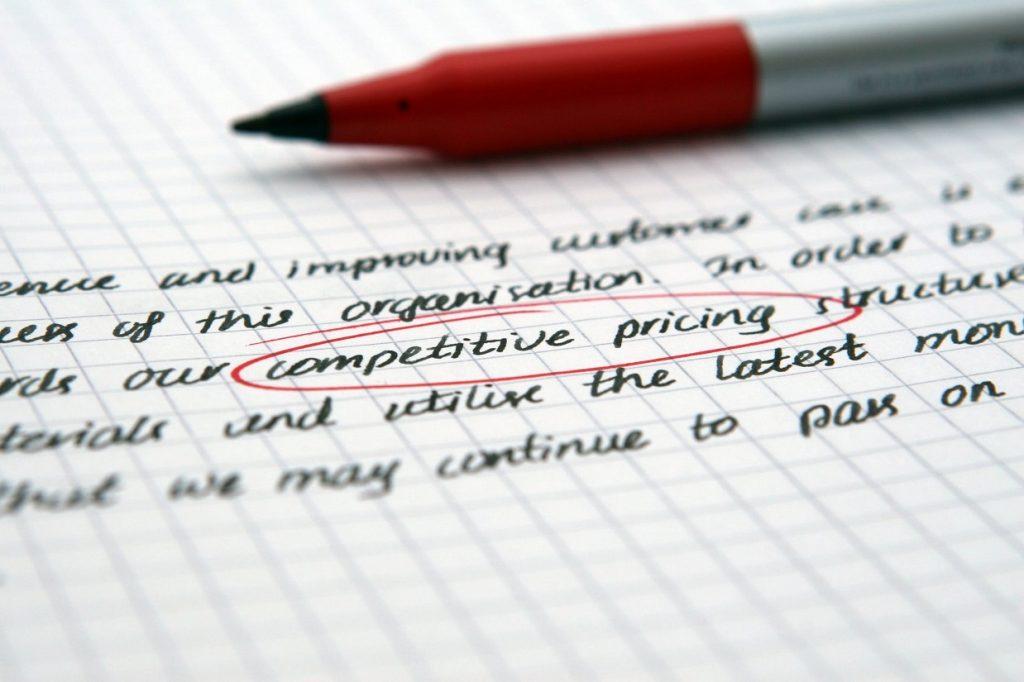 Estimare preț servicii traducere